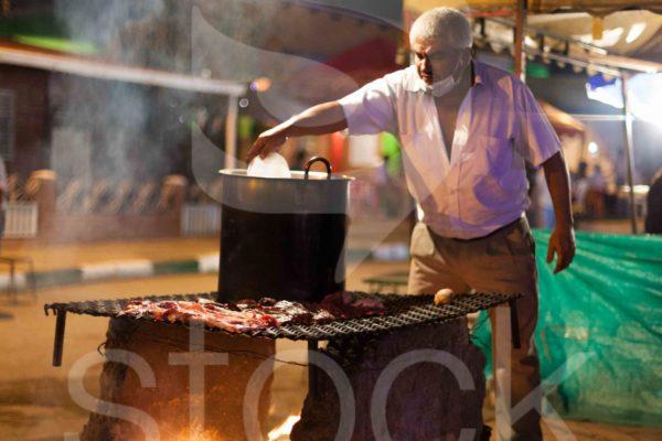 ferias y fiestas cocinero en la magdalena corregimiento