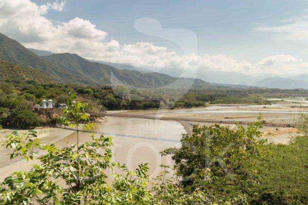 Rio Magdalena a la altura de Antioquia