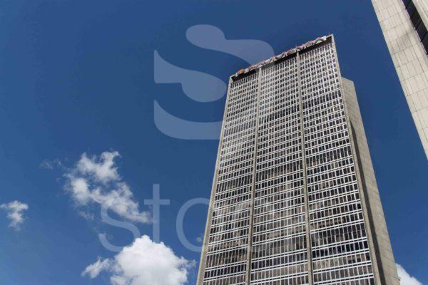 Centro de Negocios Internacionales de Bogotá y la Torre Davivienda